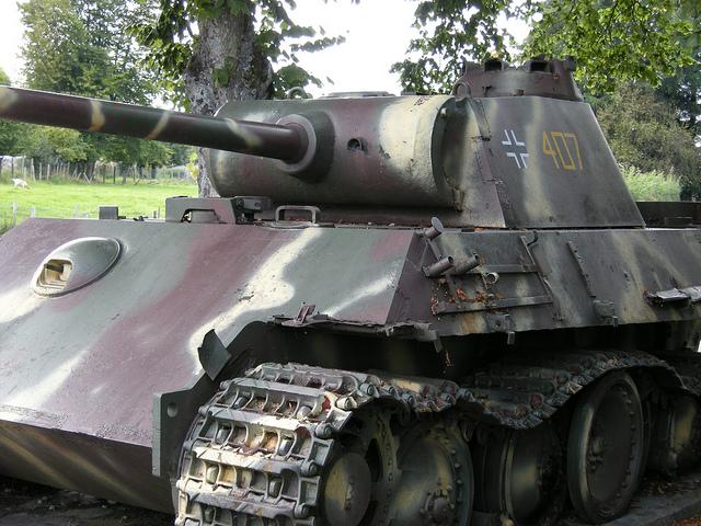 Le panther de grandmesnil - Belgique 47567113