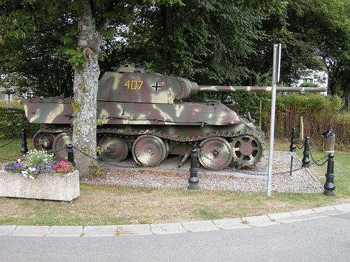 Le panther de grandmesnil - Belgique 47573510