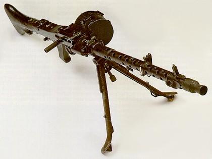 Maschinengewehr 34 - MG34 48282810