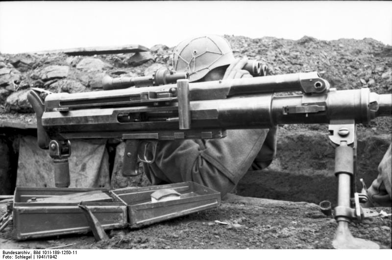 fusil antichar - Panzerbüchse PzB38 et PzB39 49184-10