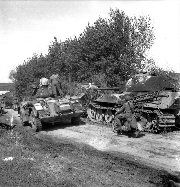 Panzer Wreck - Normandie 1944 49709710
