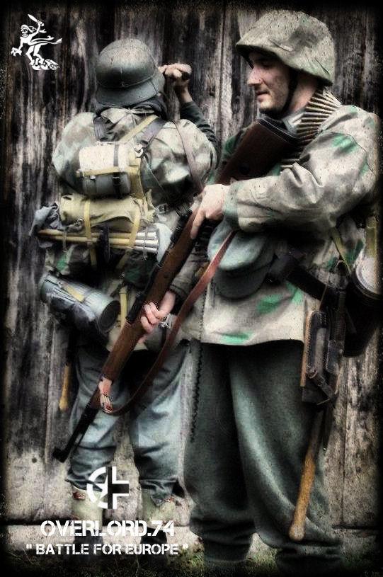 """OVERLORD.74 - Team """"11 eme PzDiv"""" 1944/45 4_131210"""