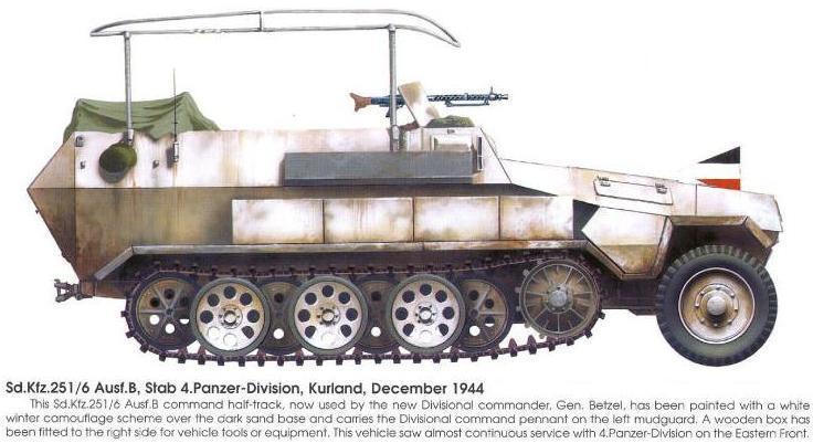 Camouflages, numerotation et marquages des Panzer 4thpan22