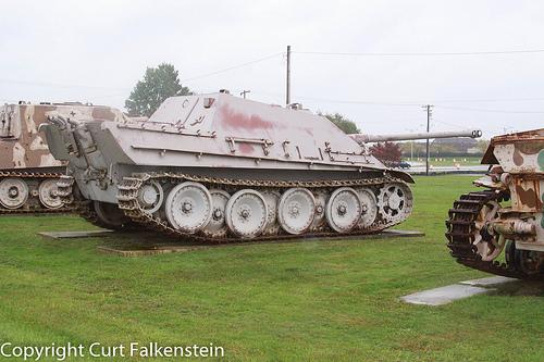 Jagdpanther Aberdeen Proving Grounds - USA 53761611