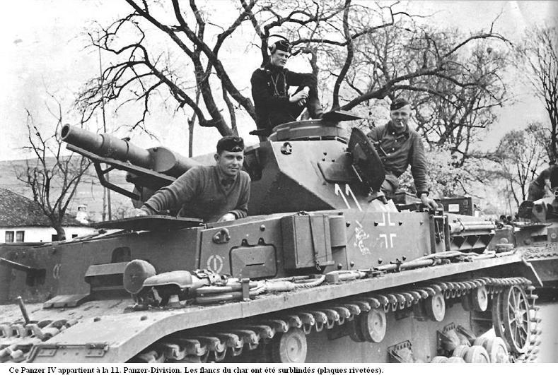 Histoire de la 11eme Panzer Division 54886110