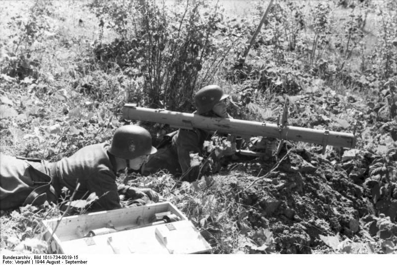 Le Panzerschreck 56704010