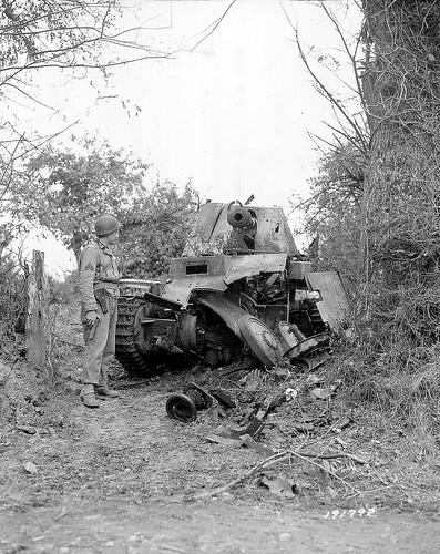Panzer Wreck - Normandie 1944 57086610