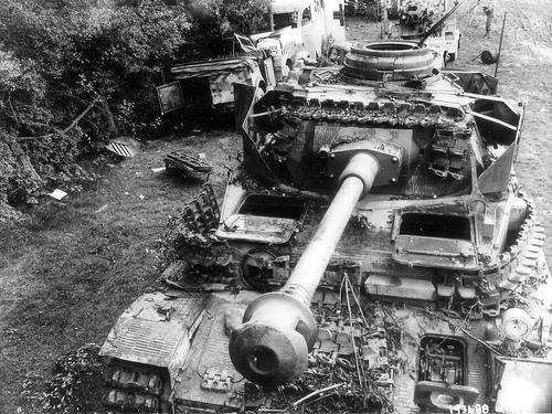 Panzer Wreck - Normandie 1944 57148410