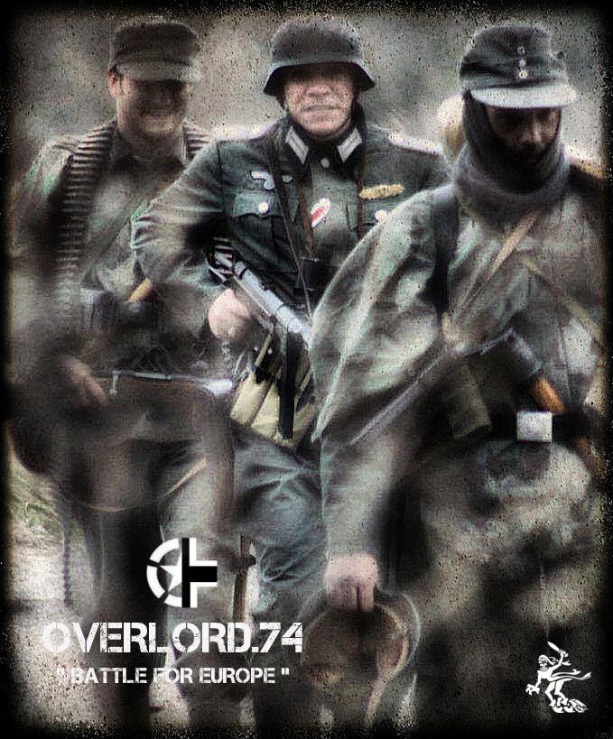 """OVERLORD.74 - Team """"11 eme PzDiv"""" 1944/45 571_1210"""