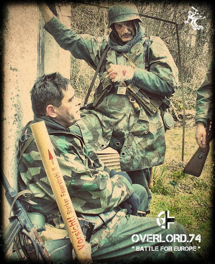 """OVERLORD.74 - Team """"11 eme PzDiv"""" 1944/45 571_1211"""
