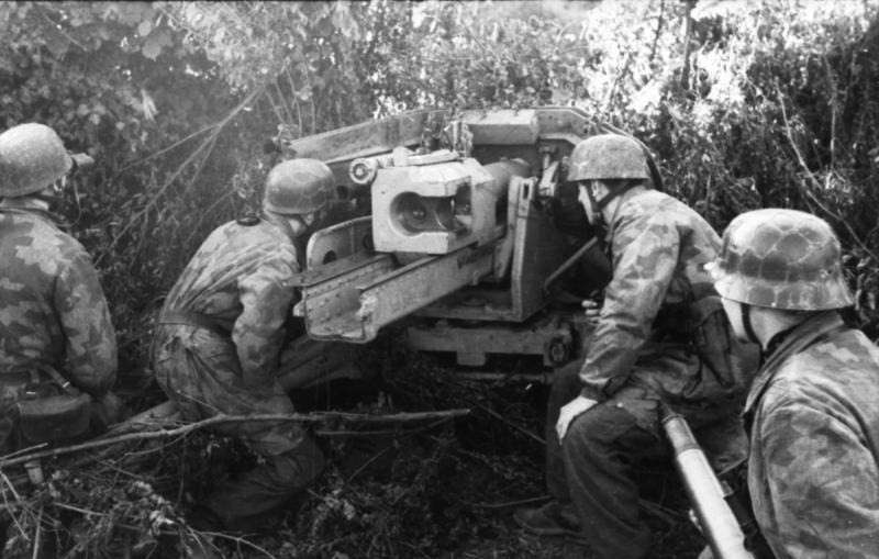 Pak 40 (Panzerabwehrkanone 40) - 75 mm 57212210