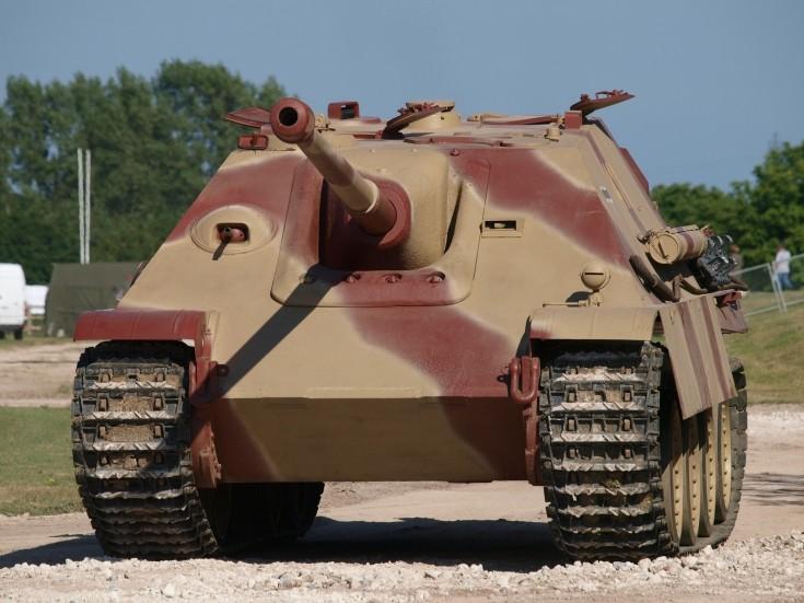 Jagdpanther - Bovington Museum - UK 573610