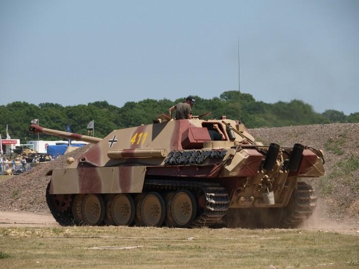 Jagdpanther - Bovington Museum - UK 573710