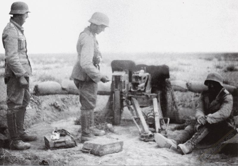 2,8 cm schwere Panzerbüchse 41 - s.Pz.B. 41 57614710
