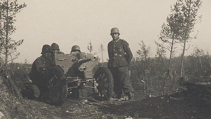 2,8 cm schwere Panzerbüchse 41 - s.Pz.B. 41 57614712