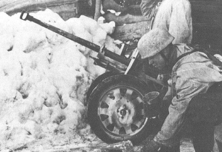 2,8 cm schwere Panzerbüchse 41 - s.Pz.B. 41 57614713