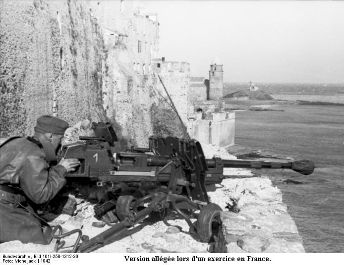 2,8 cm schwere Panzerbüchse 41 - s.Pz.B. 41 57615010