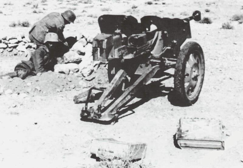 2,8 cm schwere Panzerbüchse 41 - s.Pz.B. 41 57620111