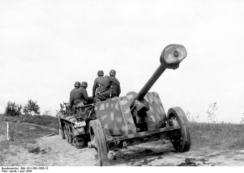 Pak 40 (Panzerabwehrkanone 40) - 75 mm 57773710