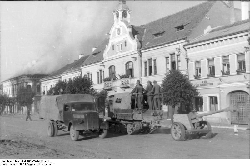 Pak 40 (Panzerabwehrkanone 40) - 75 mm 58490610