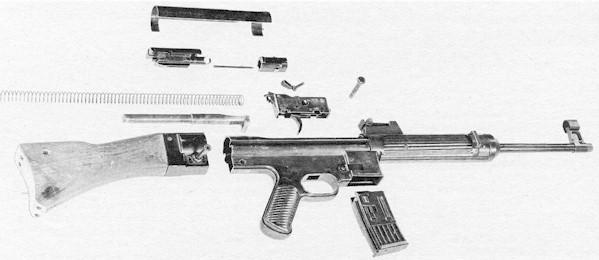 Sturmgewehr 45 - STG45 5918810