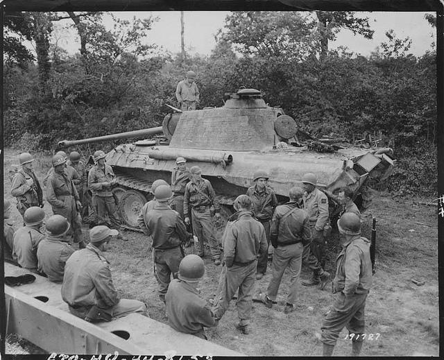 Panzer Wreck - Normandie 1944 59284110