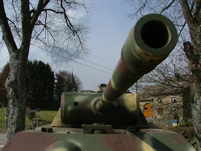 Le panther de grandmesnil - Belgique 5yz210