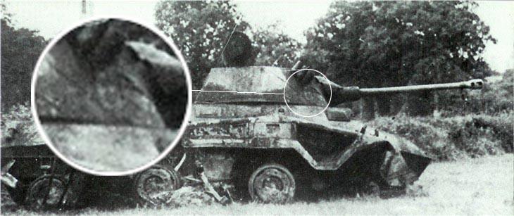 Panzer Wreck - Normandie 1944 610