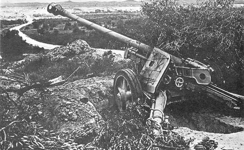 Pak 40 (Panzerabwehrkanone 40) - 75 mm 62579410