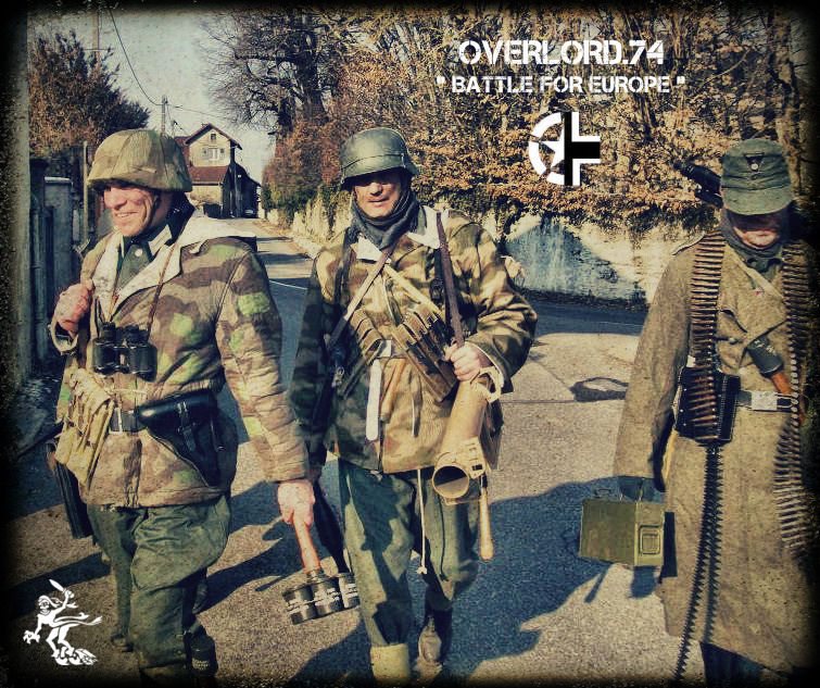 """OVERLORD.74 - Team """"11 eme PzDiv"""" 1944/45 7456_110"""