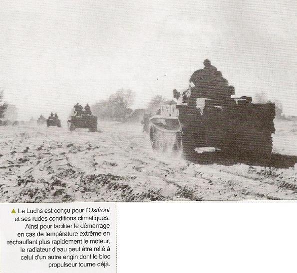 "Panzer II L ""Luchs"" - Lynx  74ion010"