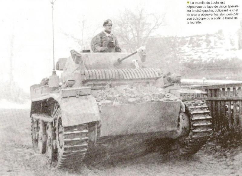 """Panzer II L """"Luchs"""" - Lynx  7772310"""