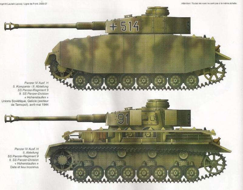SdKfz 161 Panzerkampfwagen IV 7819f10