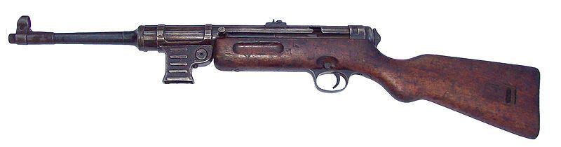 Maschinenpistole - MP 41 800pxg10
