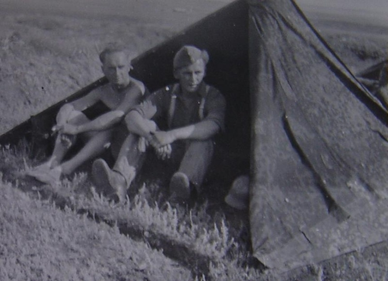 Heer Waffen - PONCHO ZELTBAHN 810