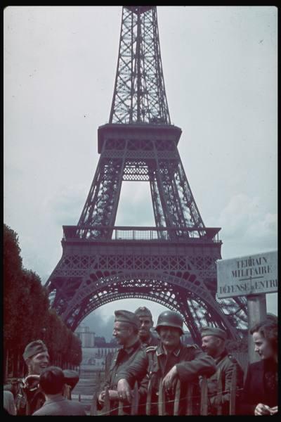 Reportage - PARIS sous l'occupation 8b5e8b10