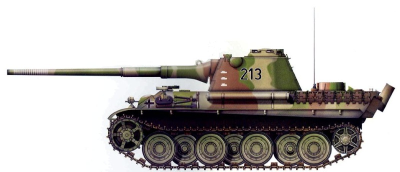 Panther II ou Panther ausf F  9103_h10