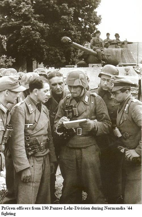 130e Panzerdivision - Panzer Lehr  93965310