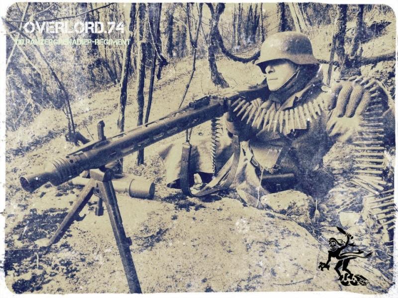 "OVERLORD.74 - Team ""11 eme PzDiv"" 1944/45 99998a10"