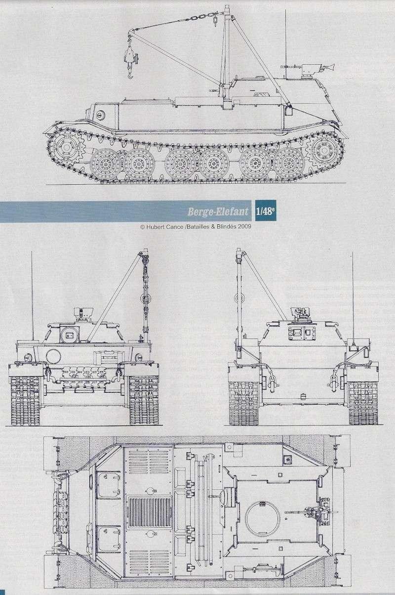 Panzerjäger Tiger Elefant/Ferdinant 9g05110