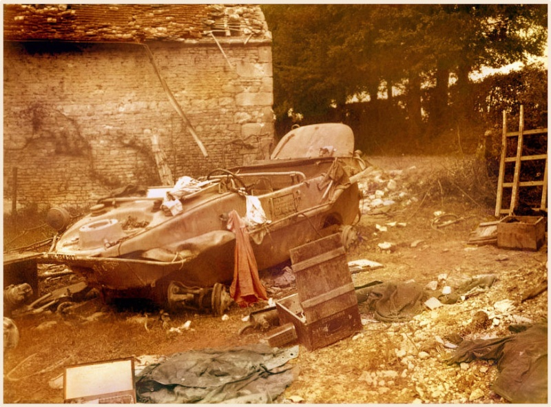 Panzer Wreck in Color !!! _02_pz10