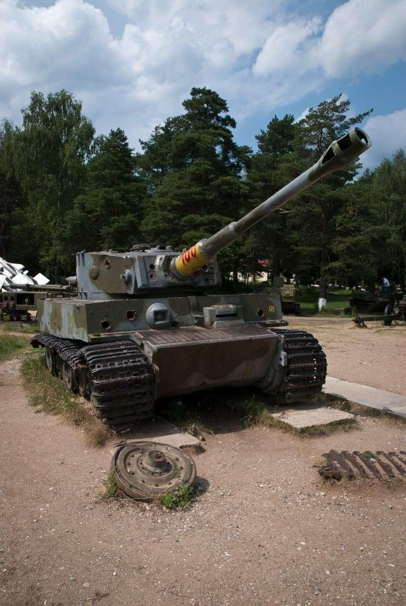 Tiger I - Snegiri Lenino - Russia _3806510