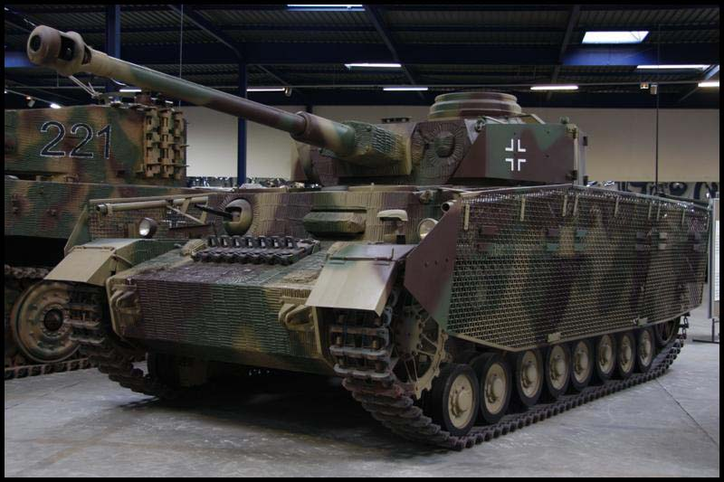 SdKfz 161 Panzerkampfwagen IV _mg_7610