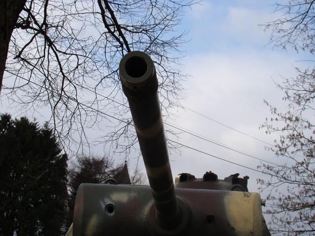 Le panther de grandmesnil - Belgique A-char18