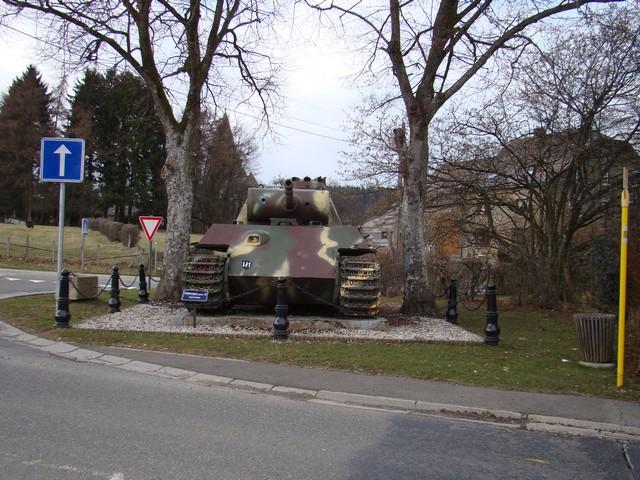 Le panther de grandmesnil - Belgique A-char19
