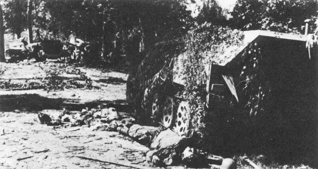 Panzer Wreck - Normandie 1944 Aaf-h-10