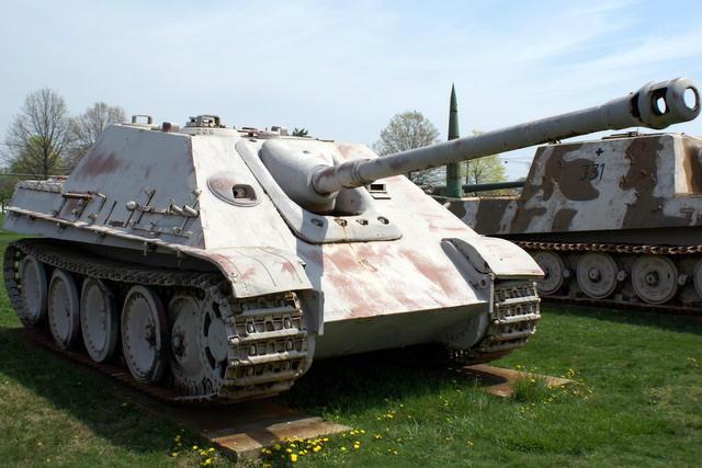 Jagdpanther Aberdeen Proving Grounds - USA Aberde10