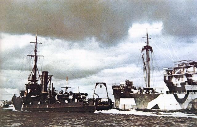 Histoire de la Kriegsmarine Afv_si10