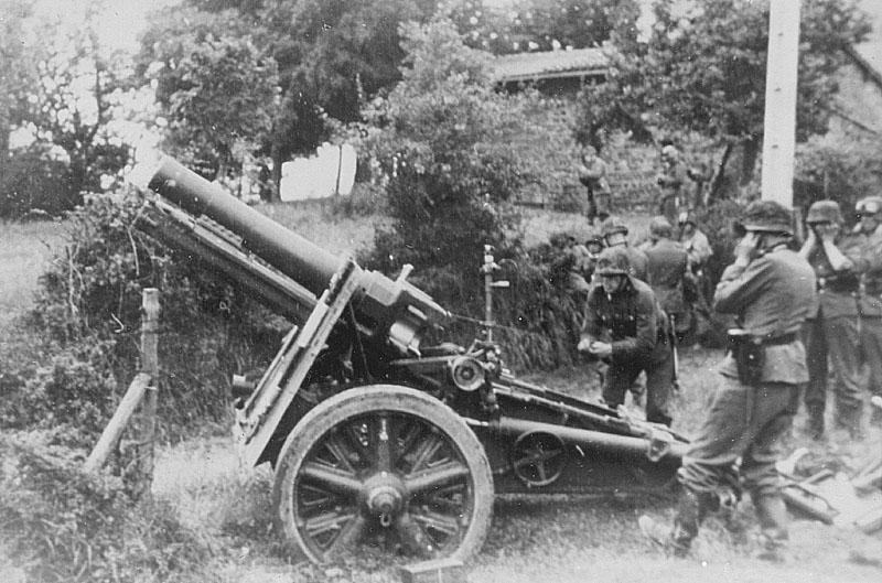 La Campagne de France Artill10