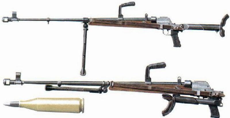 fusil antichar - Panzerbüchse PzB38 et PzB39 At-sau10